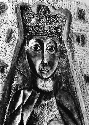 Mutter Gottes Generalvikariat Erfurt